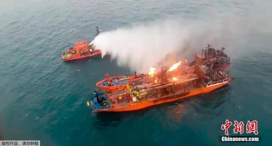 俄侦委:黑海油轮失火的主要原因是违反安全规定