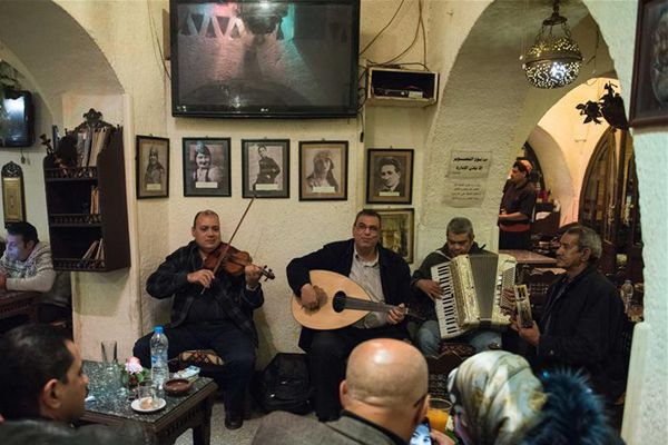 开罗老咖啡馆——埃及文豪马赫福兹的灵感之地