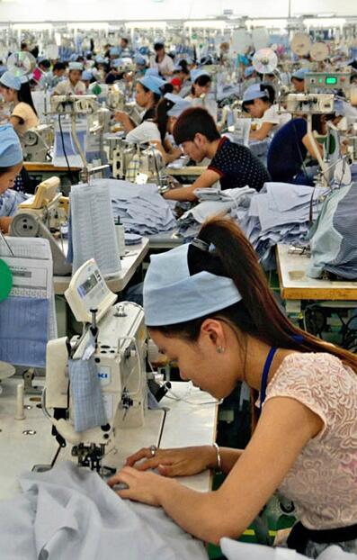 日媒:东南亚作为生产基地的优势增强