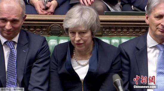 """英议会今将表决""""脱欧""""修正案 其内容包括哪些?"""