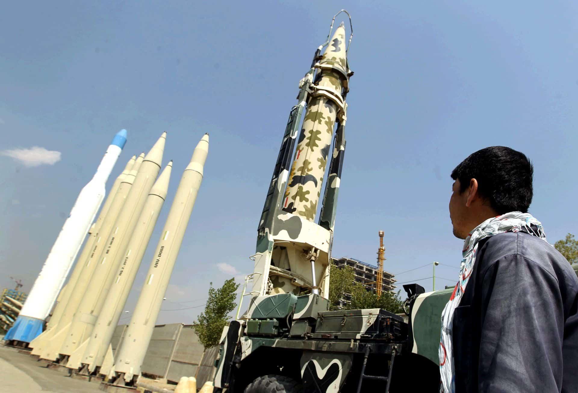 伊朗拒绝与欧美谈导弹:导弹项目没有谈判余地