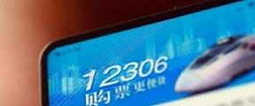 12306网站日均售票千万张