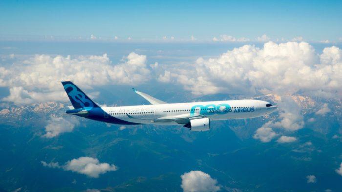 """空客A330neo获得EASA""""超过180分钟""""ETOPS许可"""