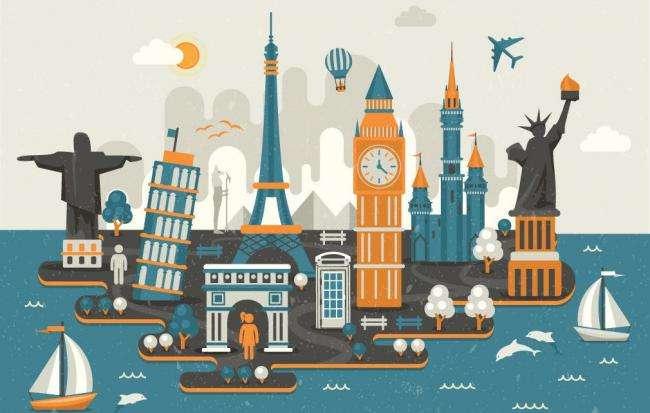 """报告显示:旅游正成为中国人的""""幸福必需品"""""""