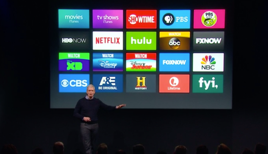 传苹果4月上线流媒体视频服务 内容价格仍不明