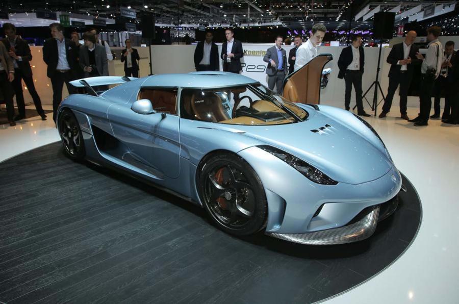 恒大布局新能源汽车 国能与科尼塞克成立合资企业
