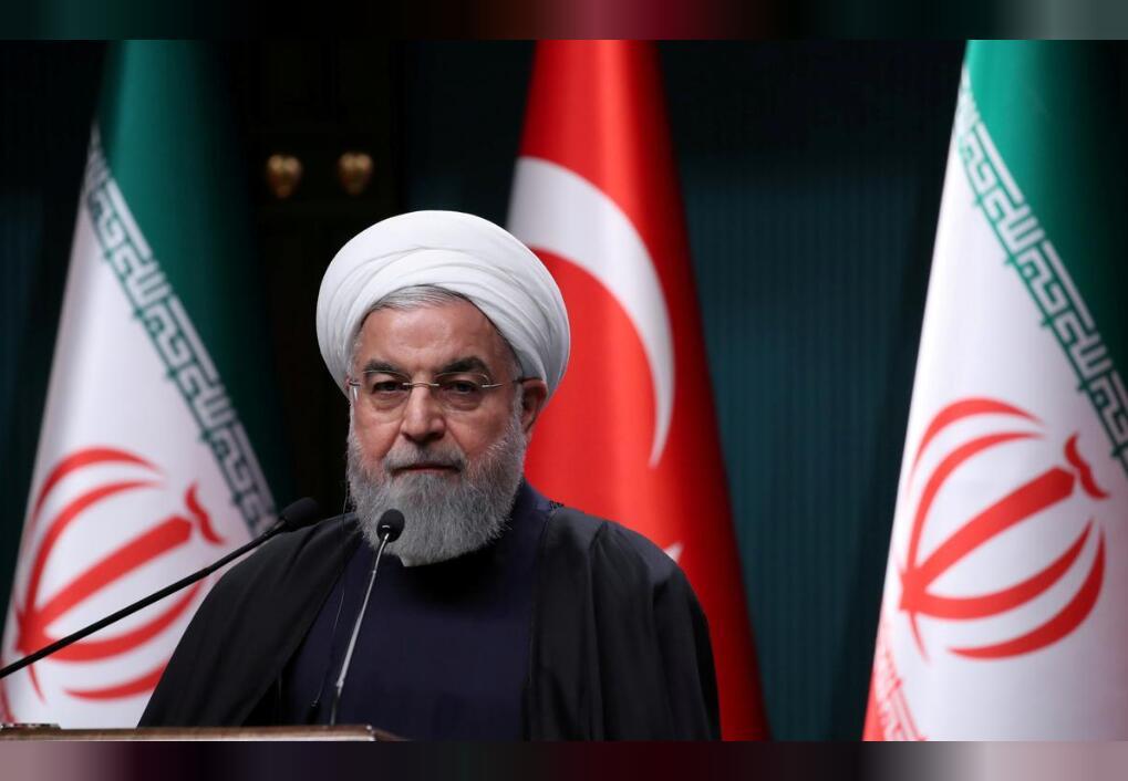 伊朗总统:伊朗正面临40年来最严峻经济形势,怪美国!