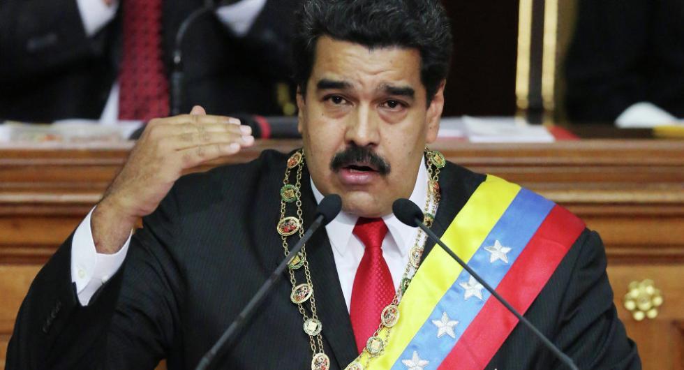 马杜罗:愿与特朗普会晤 愿同委内瑞拉反对派谈判