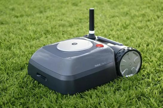 Roomba制造商iRobot宣布推出自动除草机器人