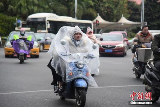 强冷空气将影响中东部大部地区 黄淮江淮有较强降雪
