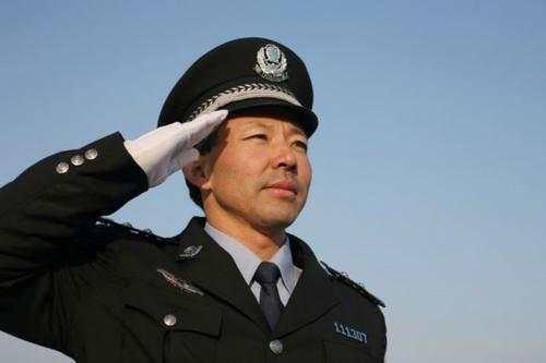 青岛英雄警察别立福被评定为烈士