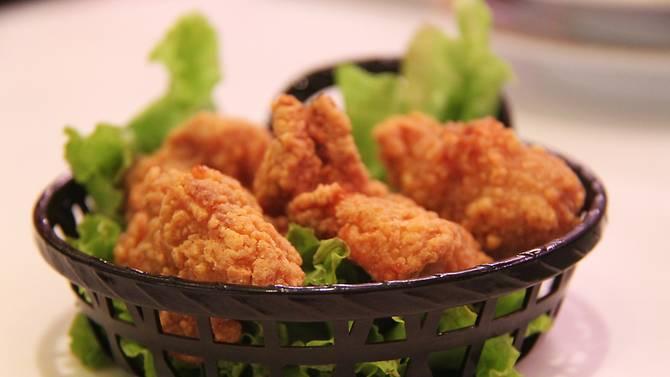研究:每天吃炸鸡 早衰死亡风险增加13%