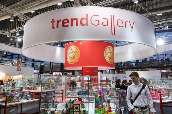 2019德国纽伦堡国际玩具展开幕