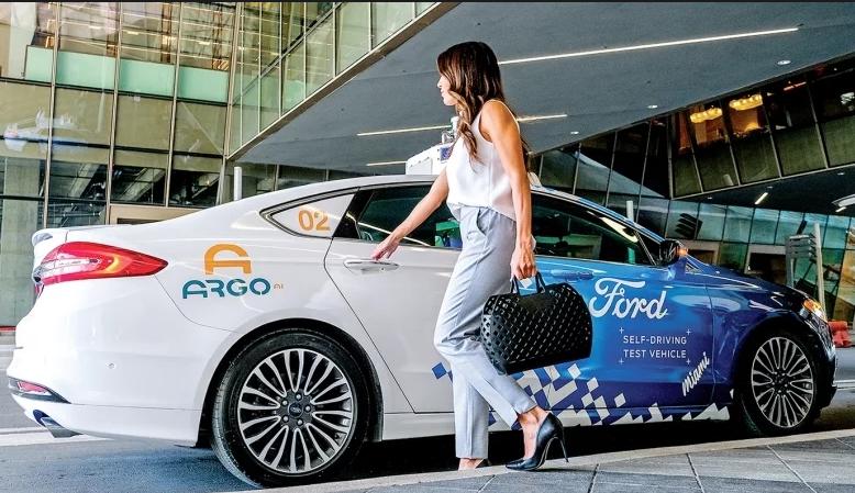 福特自动驾驶合作伙伴Argo AI获批加州路试