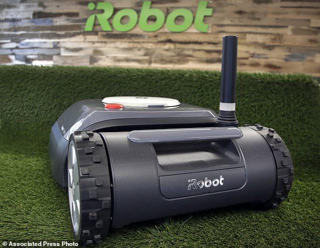 机器人割草机问世:可标记范围自行充电