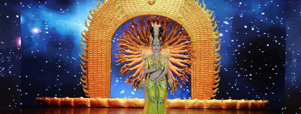 """""""中国-柬埔寨文化旅游年""""开幕式在金边举行"""