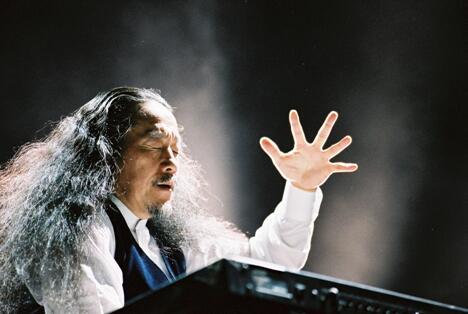 殿堂级音乐大师 喜多郎正式巡演