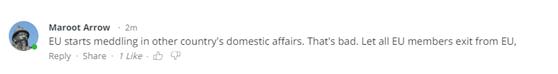 """欧洲议会承认瓜伊多为委""""临时总统"""",网友:真是华盛顿操控的机器"""