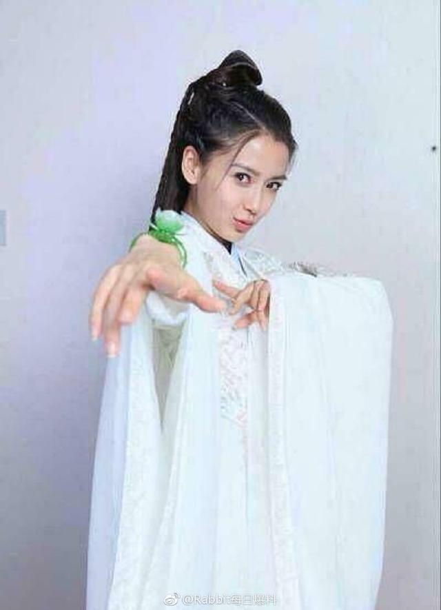 《诛仙》定妆照,杨颖Angelababy又要展现演技了?