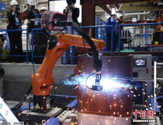 日本邮便公司在福岛开展机器人送货试验