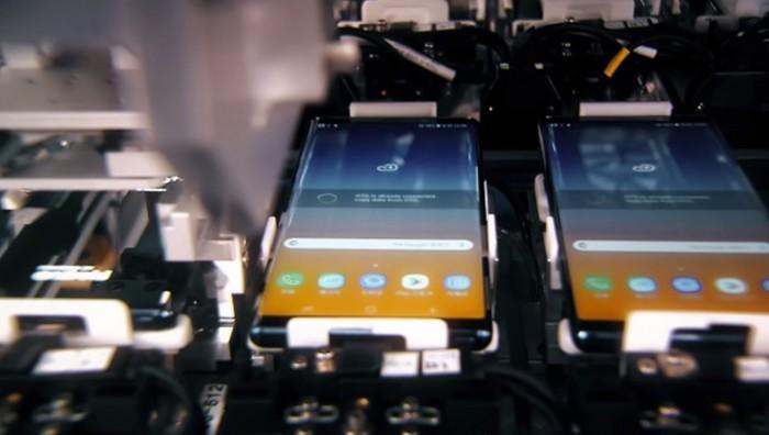 三星S10已开始量产:屏下指纹+预装手机膜