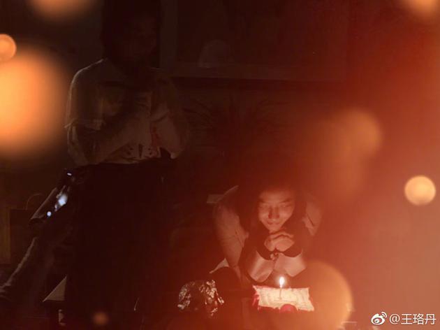 王珞丹发文为自己庆祝生日 画面温馨感恩粉丝陪伴