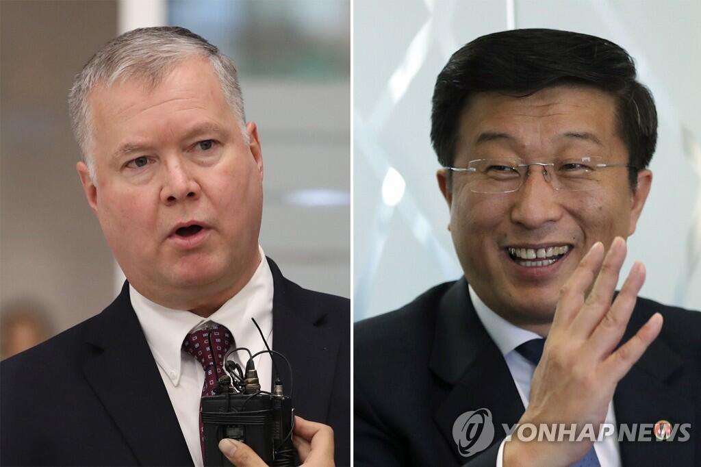 美国朝鲜政策特别代表3日前往首尔 将与朝鲜代表会谈