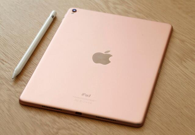 苹果将推出多款新iPad 并支持Apple Pencil