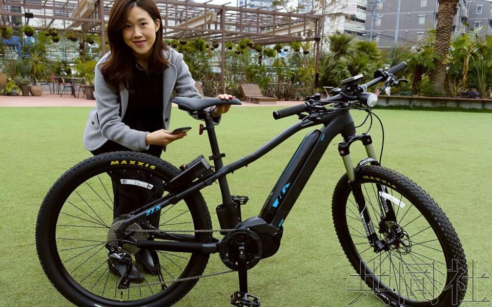 松下将开展电动自行车共享服务实证试验