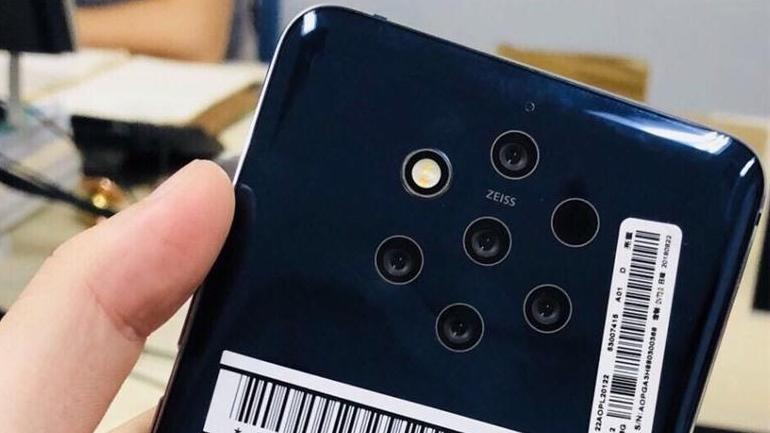 爆料显示小米正研发搭载五个摄像头的手机