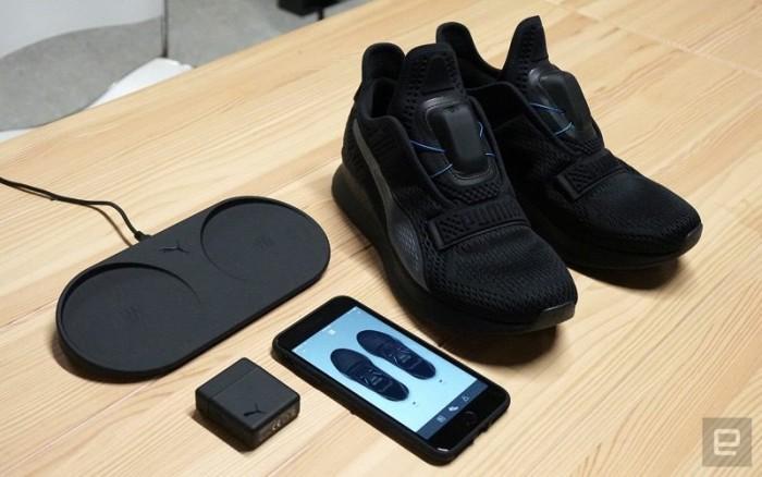 再回未来:继耐克后彪马也推自系带运动鞋Puma Fi