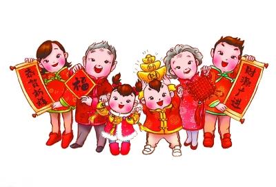 """春节古时称""""元旦"""",民国才开始叫""""春节"""""""
