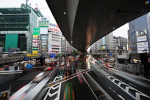 """日本借""""量子理论""""缓解拥堵 实时提示最佳路线"""