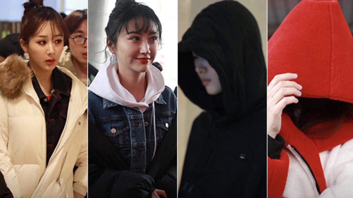 2019央视春晚备播录制 李易峰热巴朱一龙等现身