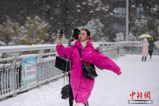 春节前期全国大部无明显降温天气 后期中东部或有降雪