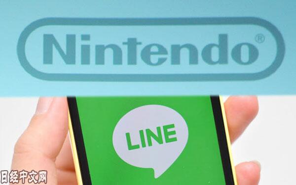 LINE与任天堂合力打造马里奥系列手游