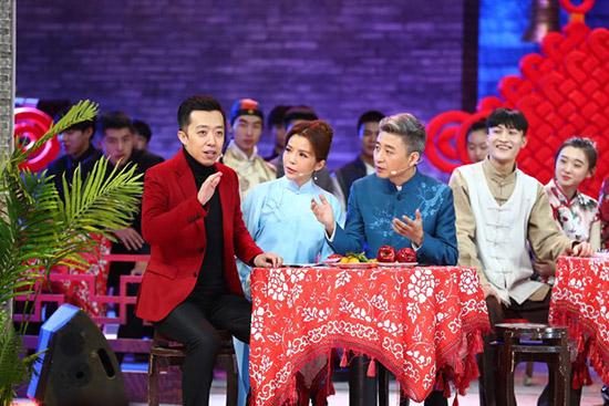 央视推出《新春曲艺大联欢》新春乐享中国年