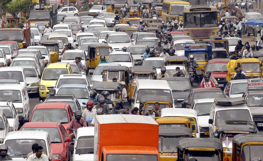 需求回落 印度1月汽车销量微增1.1%