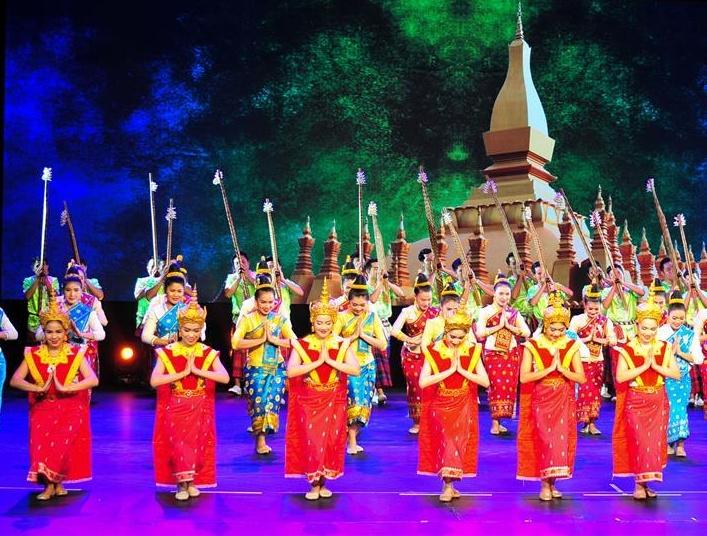 """2019年""""中国—老挝旅游年""""在老挝万象开幕"""