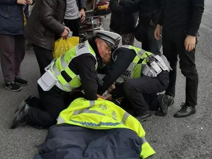 杭州街头妻子倒地,呼吸心跳都没了!老公崩溃 幸亏……