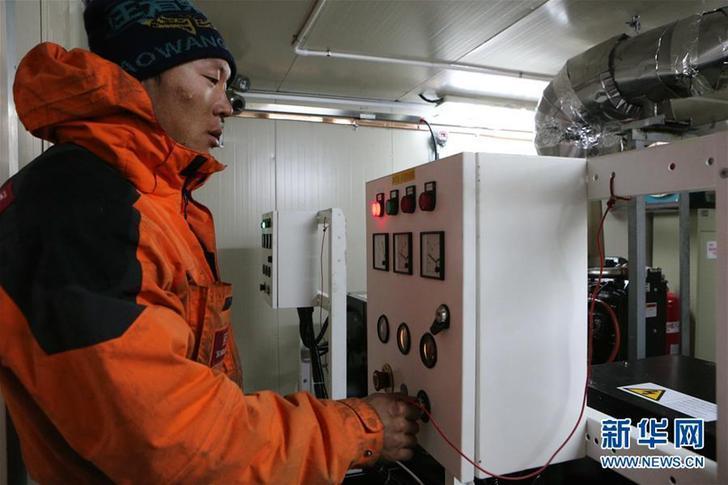 通讯:中国南极泰山站雪下工程探秘