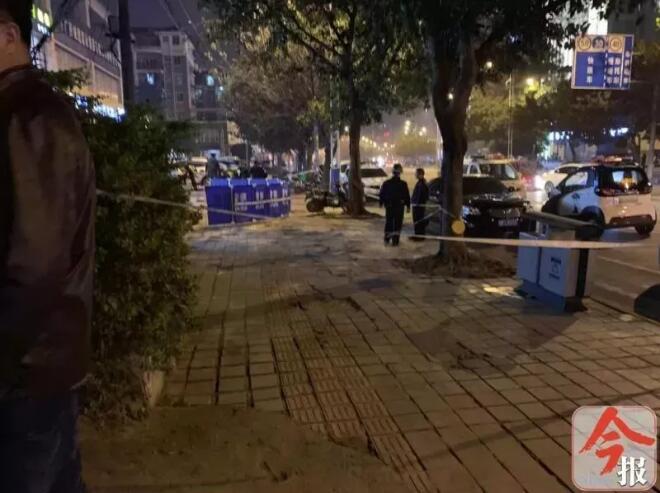 柳州一对男女聚会后倒在路边,再也无法回家过年……
