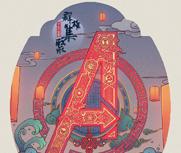 迪士尼发布中国风新春海报