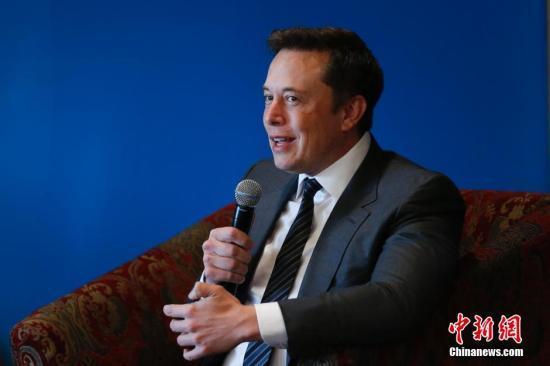 """SpaceX首次测试""""星际飞船""""引擎 马斯克:感到骄傲"""