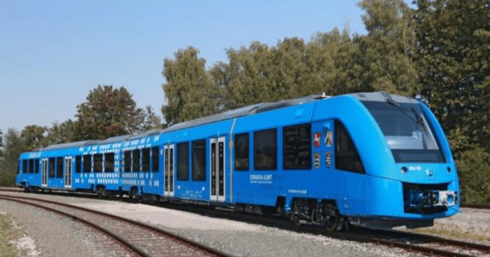 英国希望采用氢燃料火车来替铁路的电气化改造