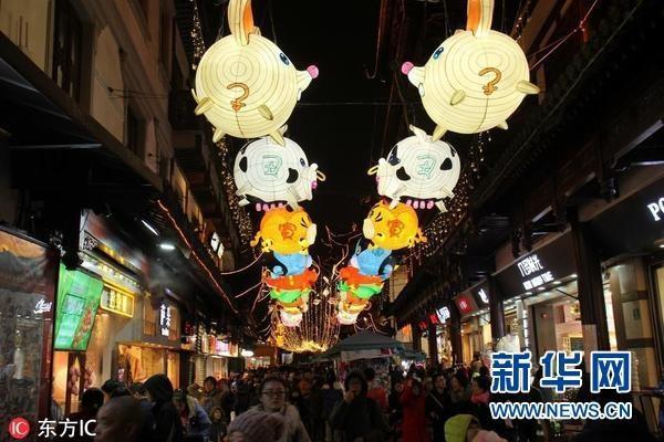 """当春节来""""敲门"""" 世界各国都准备了哪些""""年货""""?"""