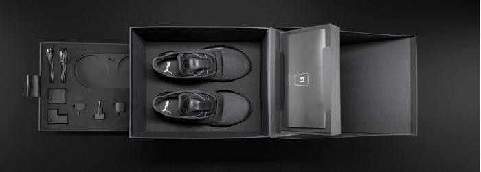 彪马正邀请用户参与测试自系带运动鞋Puma Fi