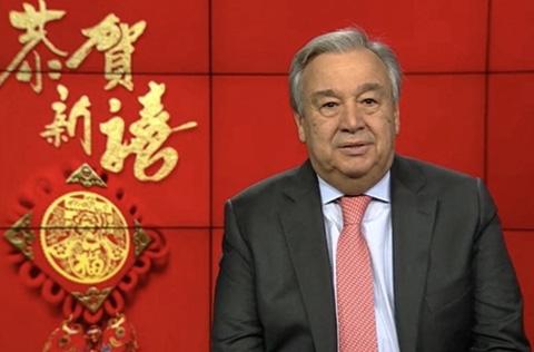 又到一年拜年时!多国政要、使节与政府官员给全球华人拜年