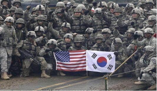 韩美将正式签署第10份驻韩美军费用分担协定