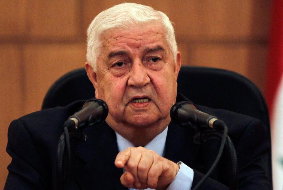 叙外长穆阿利姆将访问德黑兰